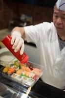 sushi a portar via