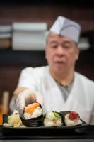 Sushi e Maestro Murata